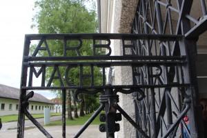 Dachaun portti